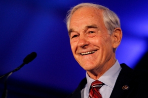 U.S. Rep. Ron Paul speaks during the Republican Leadership Conference in New Orleans