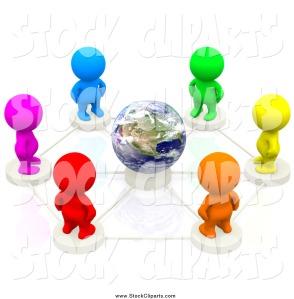 A diverse Earth