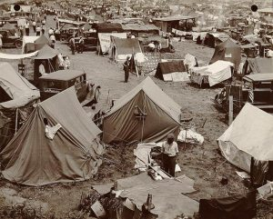 Washington Tent City 1932