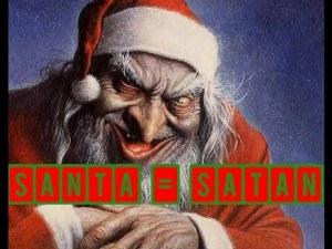 Santa is Satan