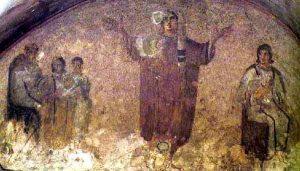 Early-Christian-Worship