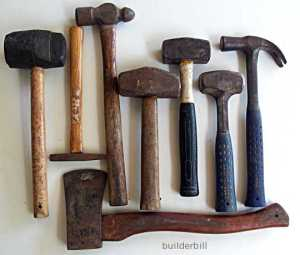 lump-hammers