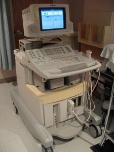 Ultrasound-Machine