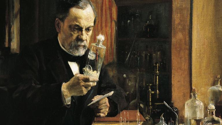 Pasteur plagiarist