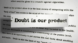 Doubt-is-our-product