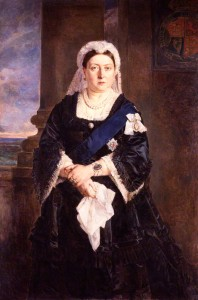 NPG 708; Queen Victoria by Lady Julia Abercromby, after Heinrich von Angeli