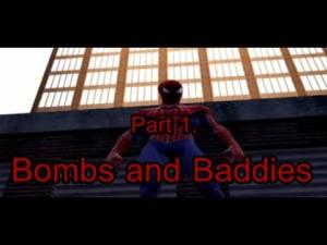 Bombs and baddies