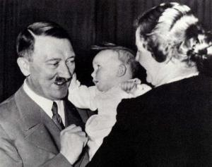 Hilter the normal man