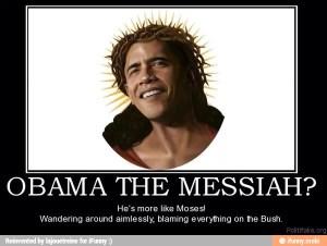 Messianic Obama