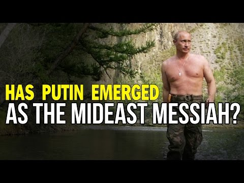 Messianic Putin