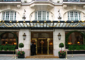 Plush hotels
