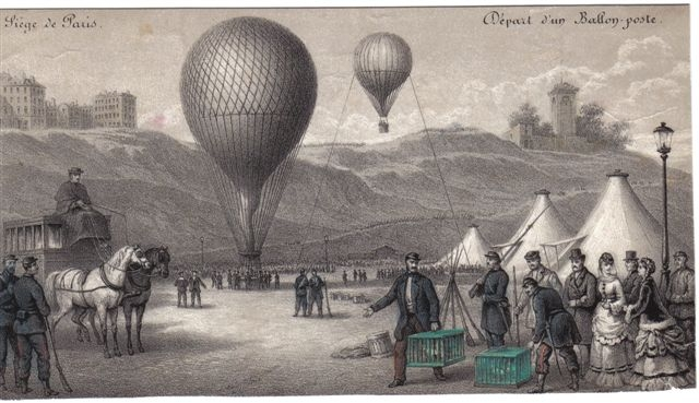 Seige of Paris 1870-71